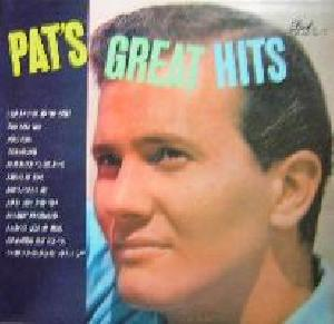 | Pats Great Hits